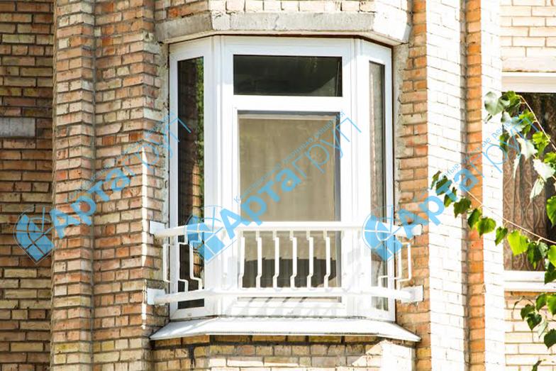 Эркерные  балконы   Арта Груп - фото 1