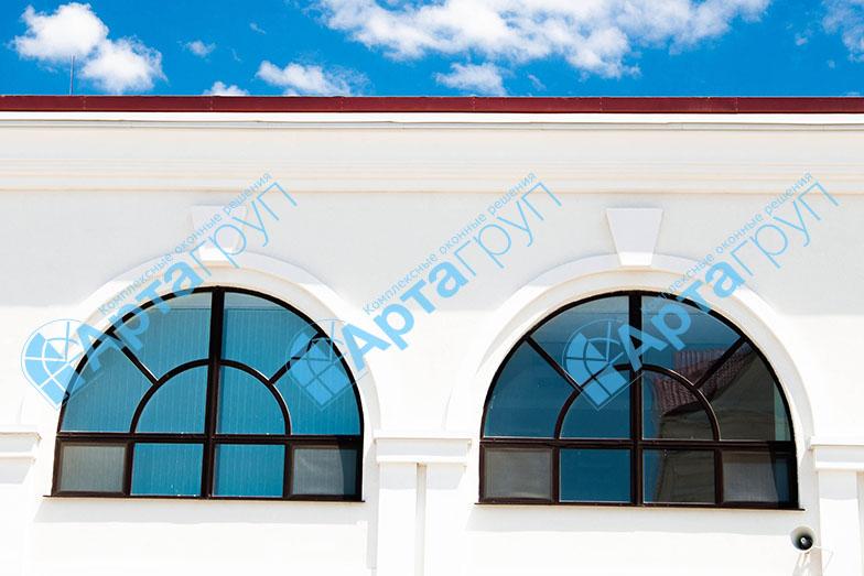 Арочные окна Арта Груп - фото 1