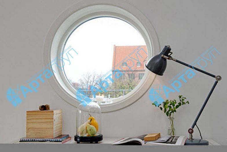 Круглі вікна Арта Груп - фото 1