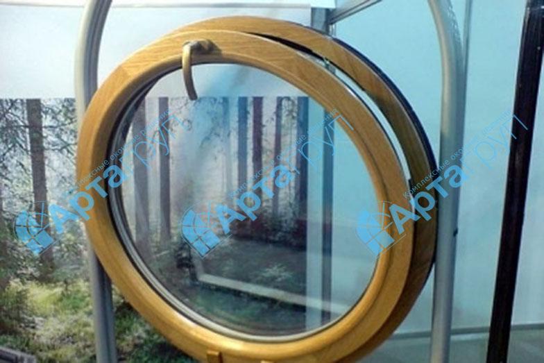 Круглі вікна Арта Груп - фото 2