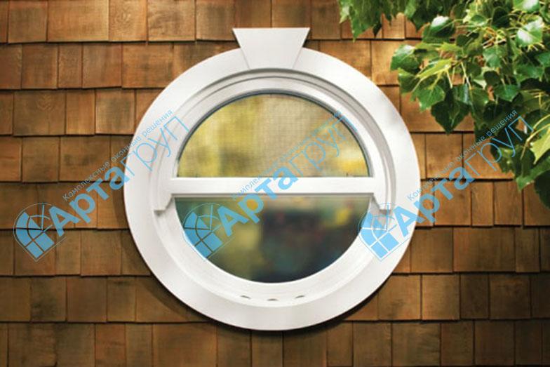 Круглі вікна Арта Груп - фото 3
