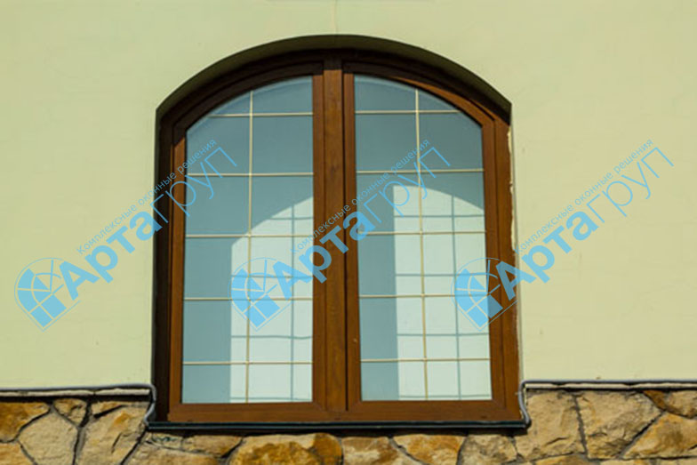 Окна со шпросами Арта Груп - фото 1