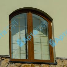 Вікна зі шпросами Арта Груп - фото 4