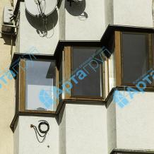 Сложносоставные балконы   Арта Груп - фото 2
