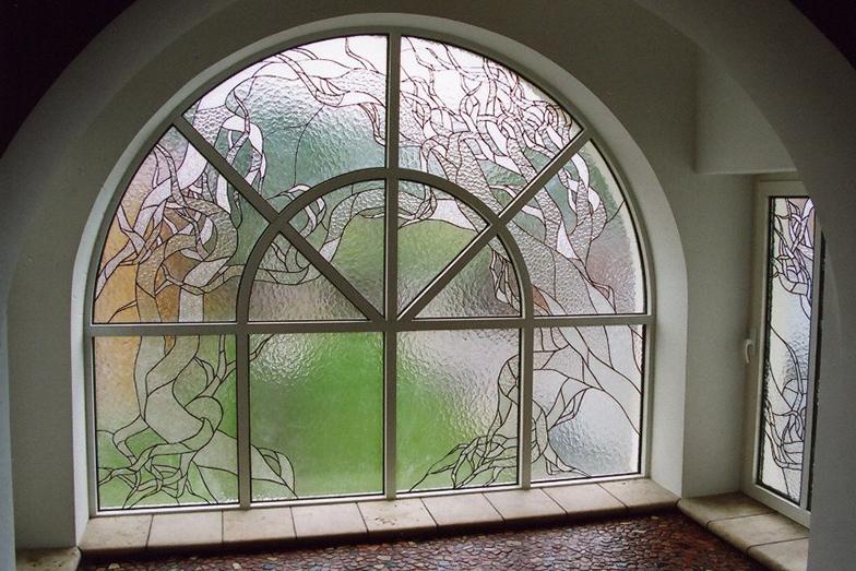 Ламинированные окна     Арта Груп - фото 3