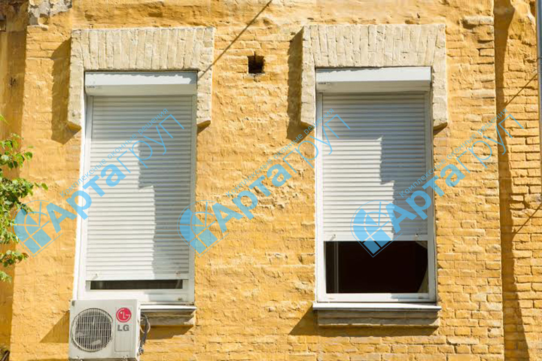 Защитные окна   Арта Груп - фото 4