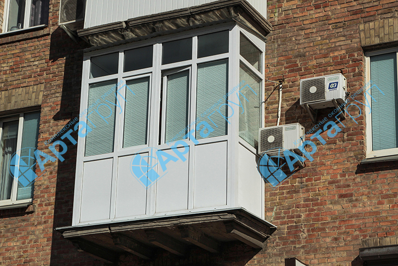 Французькі балкони Арта Груп фото 1
