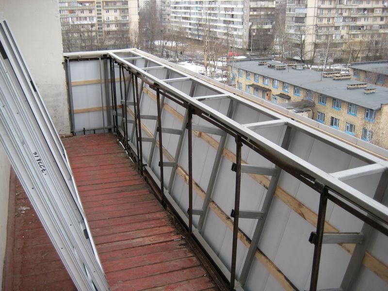 Розширення балкону Арта груп - фото 2