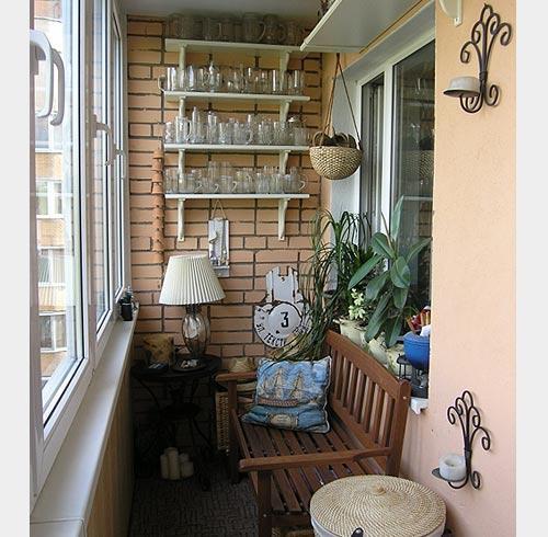 Мебель на балкон    Арта Груп - фото 4