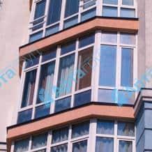 Эркерные  балконы   Арта Груп - фото 2