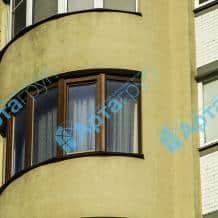 Еркерні балкони