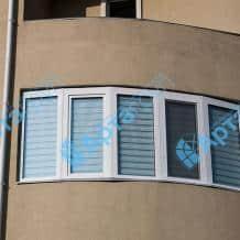 Эркерные  балконы   Арта Груп - фото 4