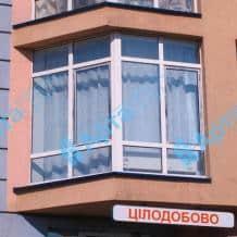 Эркерные  балконы   Арта Груп - фото 6