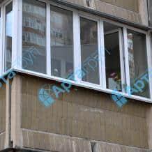 Остекление балконов   Арта Груп - фото 5