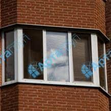 Остекление балконов   Арта Груп - фото 3