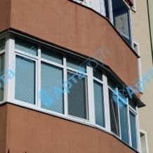 Остекление балконов   Арта Груп - фото 2