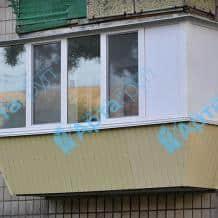 Обшивка балкона Арта Груп - фото 3
