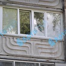 Остекление балконов   Арта Груп - фото 4