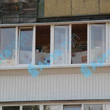 Балконы под ключ  Арта Груп - фото 3