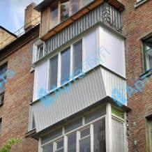 Балконы под ключ  Арта Груп - фото 4