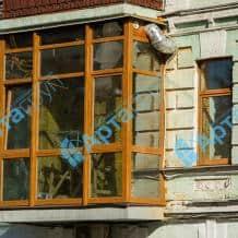 Сложносоставные балконы   Арта Груп - фото 1