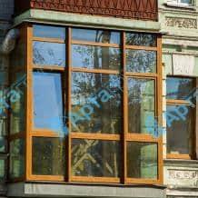 Ламинированные балконы      Арта Груп - фото 4
