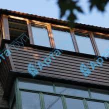 Утепление  балконов   Арта Груп - фото 4