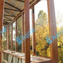 Ламинированные балконы      Арта Груп - фото 5