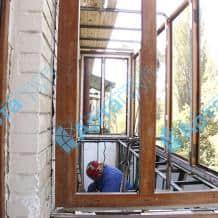 Ламинированные балконы      Арта Груп - фото 6
