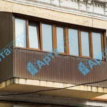 Противовзломные балконы    Арта Груп - фото 4