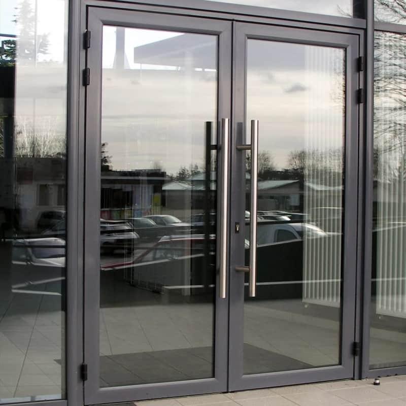 Двери из алюминия Арта - Груп - фото 1