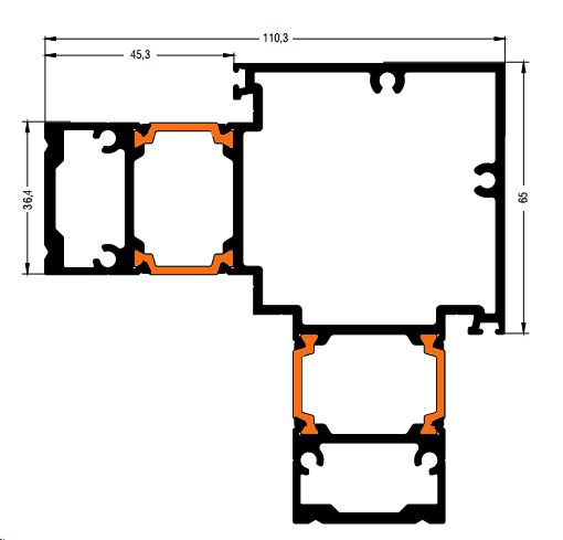 Схема Фасады Арта Груп - фото 3