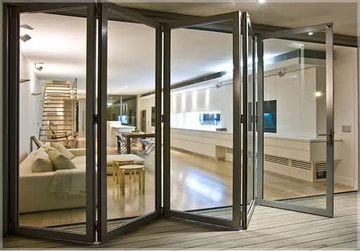 Дверь гармошка Арта Груп -фото 1