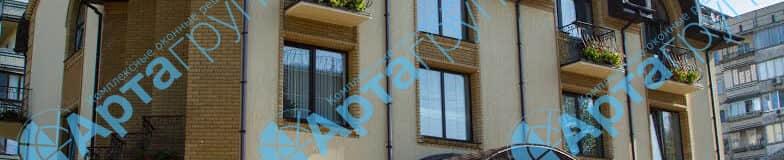 Нестандартные окна Арта Груп - фото 1