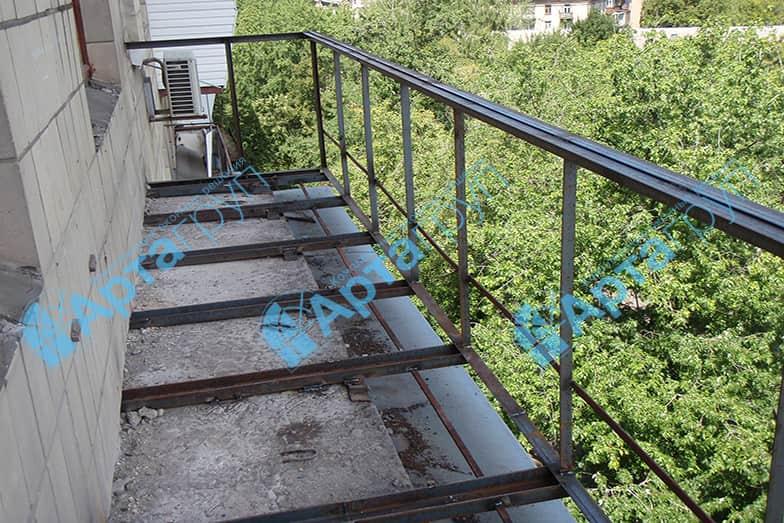 Вынос балкона Арта Груп - фото 7