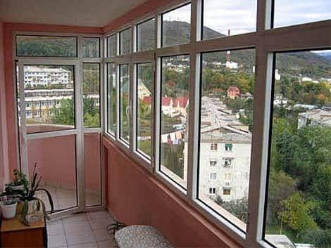 Расширение балкона Арта Груп - фото 1