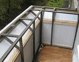Пространство балкона   Арта Груп - фото 4