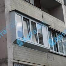 Вынос балкона Арта Груп - фото 1-1