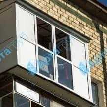 Вынос балкона Арта Груп - фото 1-5