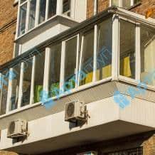 Вынос балкона Арта Груп - фото 1-6