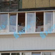 Обшивка балкону Арта груп - фото 6