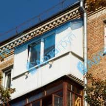 Дах на балконі Арта Груп - фото 1