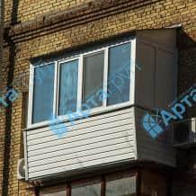 Дах на балконі Арта Груп - фото 2