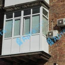 Французькі балкони Арта Груп - фото 3