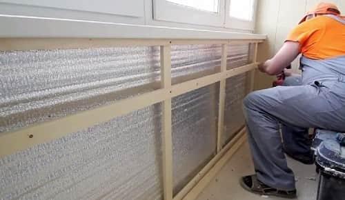 Гидроизоляция балкона Арта Груп - фото 2