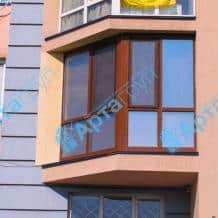 Ламінація балконів Арта Груп - фото 4