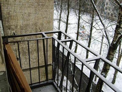 Балконные ограждения Арта Груп - фото 3