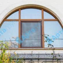 Арочные окна Арта Груп - фото 1-2