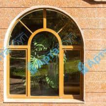 Арочные окна Арта Груп - фото 1-3