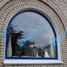 Арочные окна Арта Груп - фото 1-4